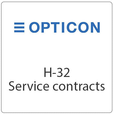 Opticon H-32 Service Contracts