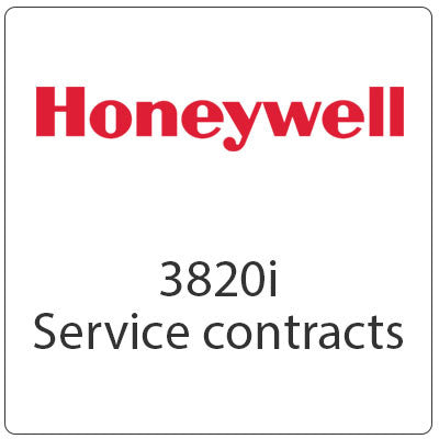 Honeywell 3820i Service Contracts