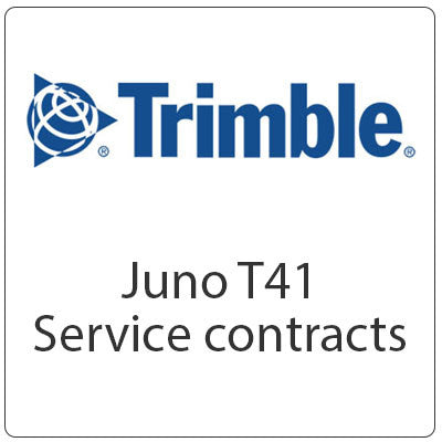 Trimble Juno T41 Service Contracts