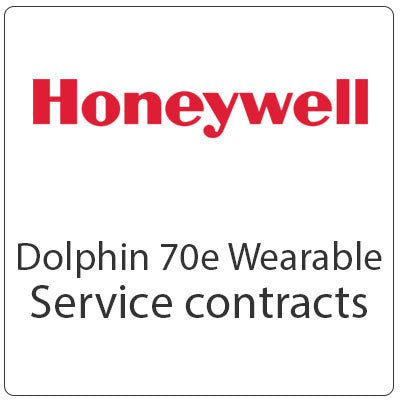 Honeywell Dolphin 70e Wearable Service Contracts