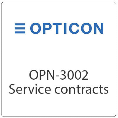 Opticon OPN-3002 Service Contracts