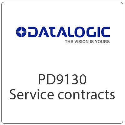Datalogic PD9130 Service Contracts- COMING SOON