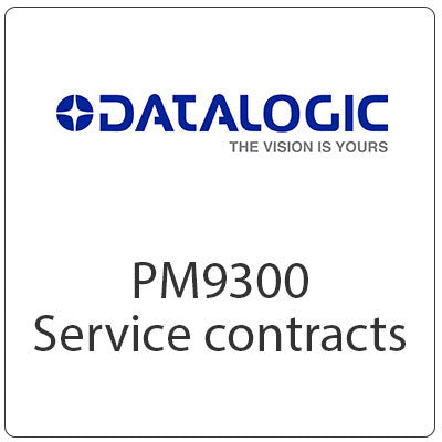 Datalogic PM9100 Service Contracts