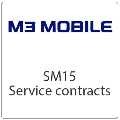 M3 SM15N Service Contracts