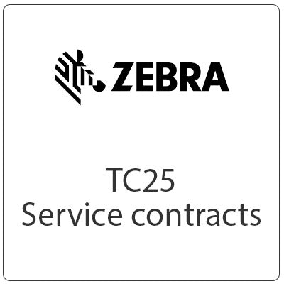 Zebra TC25 Service Contracts