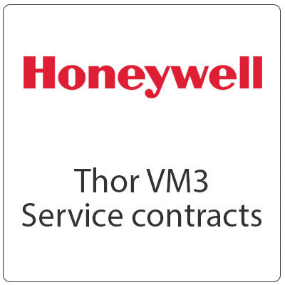 Honeywell Thor VM3 Service Contracts