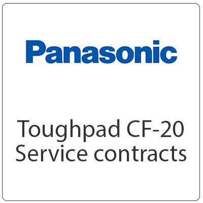 Panasonic Toughbook CF-20 Service Contracts