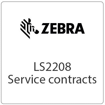 Zebra LS2208 Service Contracts