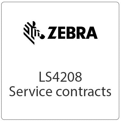 Zebra LS4208 Service Contracts