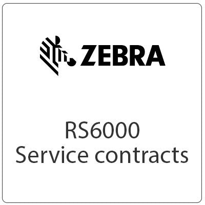 Zebra RS6000 Service Contracts