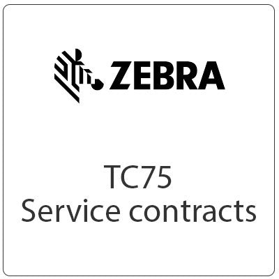 Zebra TC75x Service Contracts