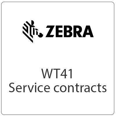 Zebra WT41 Service Contracts