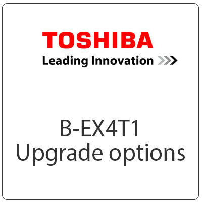 Toshiba TEC B-EX4T1 Upgrade Options