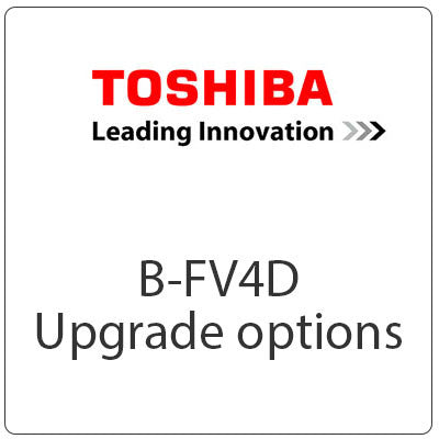 Toshiba TEC B-FV4D Upgrade Options