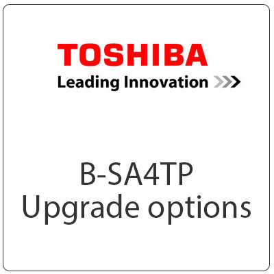 Toshiba TEC B-SA4TP Upgrade Options