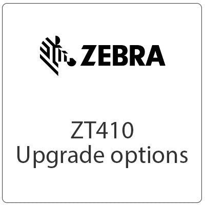 Zebra ZT410 Upgrade Options