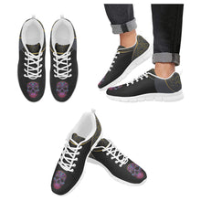 Laden Sie das Bild in den Galerie-Viewer, Neon Sugar Skull Sneakers - Herren