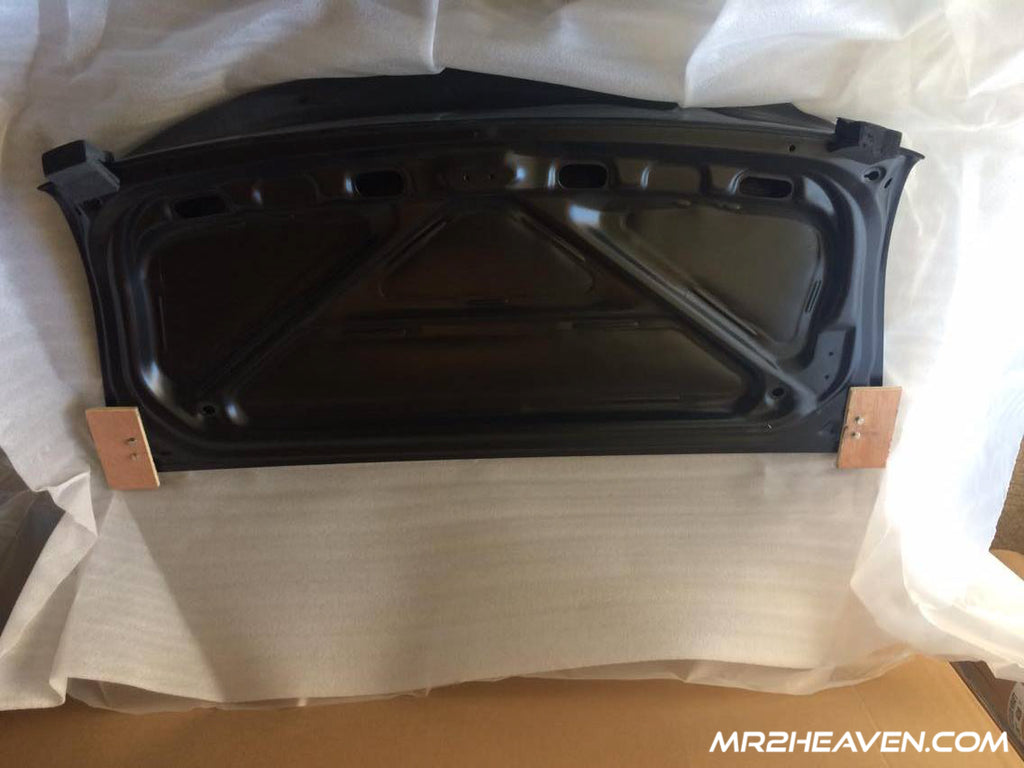 Carbon Fiber DuckTail Trunk Lid - Contact Us To Purchase Only - MR2 Heaven