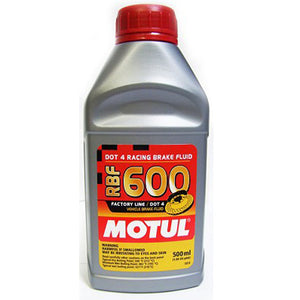 MOTUL 600 RACE BRAKE FLUID - MR2 Heaven