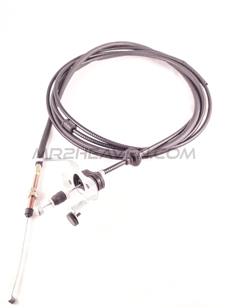 HOLY GRAIL Full Throttle Cable, CRUISE CONTROL COMPATIBLE - Direct Fit FOR GEN2/3/4/5 (See Notes)