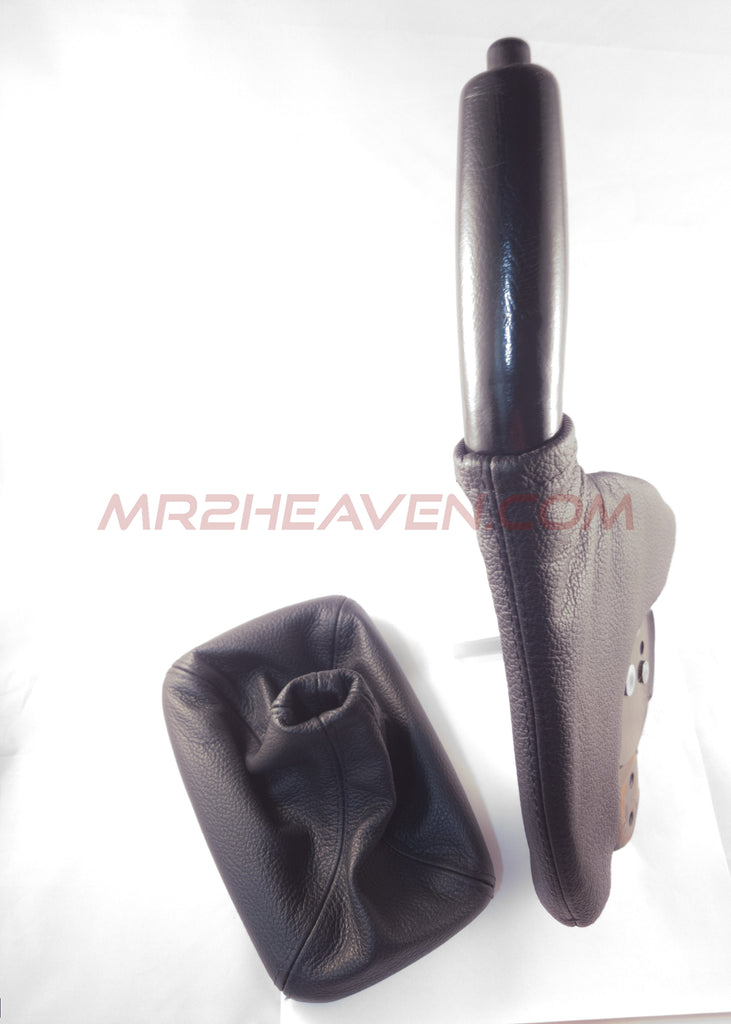 Leather Shift Boot - MR2 Heaven