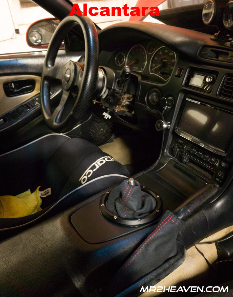 Ultimate Halo Shifter Surround Kit - Carbon Fiber Available - MR2 Heaven
