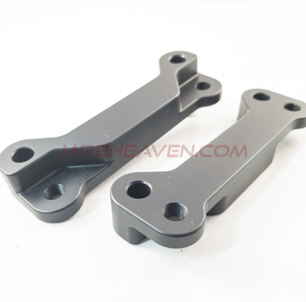 "SW20 MR2 Rear Big Brake Kit Bracket (For 93+ Caliper & 13"" Larger Brake Rotor) - MR2 Heaven"