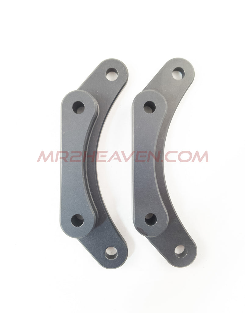 "SW20 MR2 Front Big Brake Kit Bracket (For Wilwood Forged Superlite Caliper & 13"" Larger Brake Rotor) - MR2 Heaven"