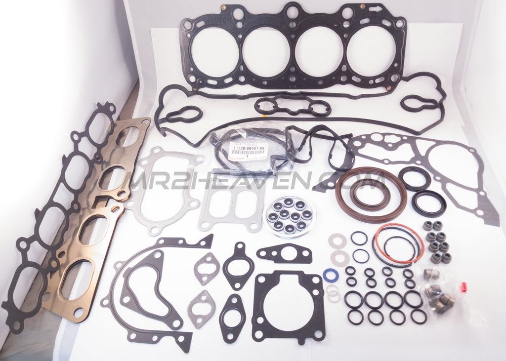 OEM Gen3 3SGTE Overhaul Gasket Kit 04111-74571