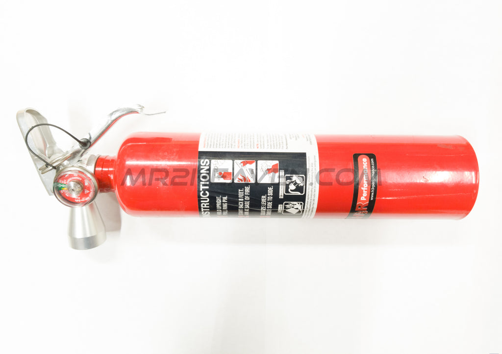 MR2Heaven Passenger Seat Fire Extinguisher Mount - MR2 Heaven