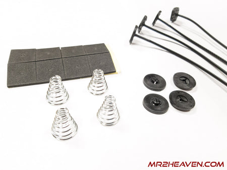 Radiator/Intercooler Fan Mounting Kit