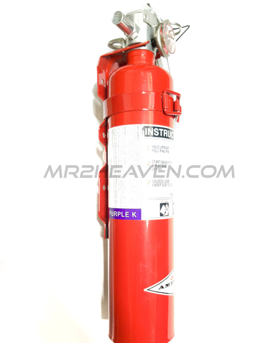 Automotive Commercial Grade Purple K Fire Extinguisher - MR2 Heaven