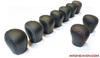 MR2Heaven Weighted Leather Wrapped 98 OEM JDM MR2 Style Shift Knob