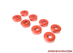 Solid Aluminum Shifter Base Bushings