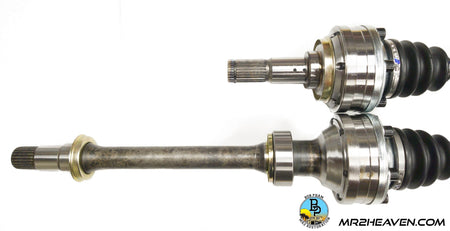 Full E153 Axles with CV joints + LSD Stubs
