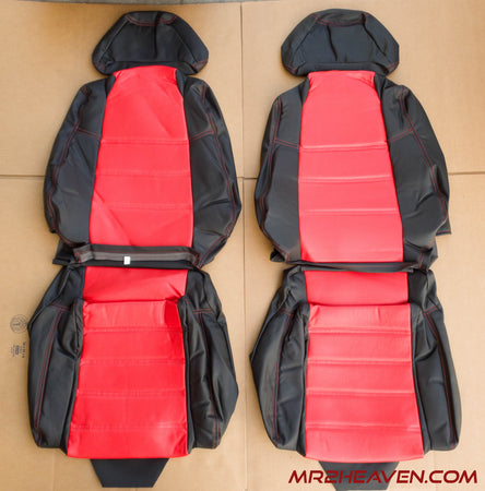 MR2Heaven OEM Plus Seat Covers