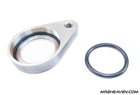 Stainless Steel OEM Blow Off Valve Flange for Intercooler Pipes