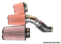 "4"" Stainless Steel Intake System 3SGTE"