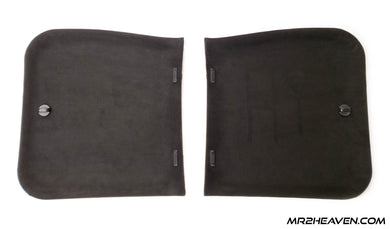 Reproduction Plastic / Electrostatically Flocked / Alcantara T-Top Sun Shade Covers