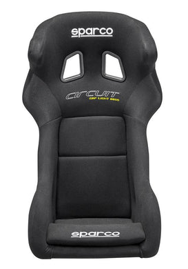 Sparco Circuit Fixed-Back Bucket Competition Seat - MR2 Heaven