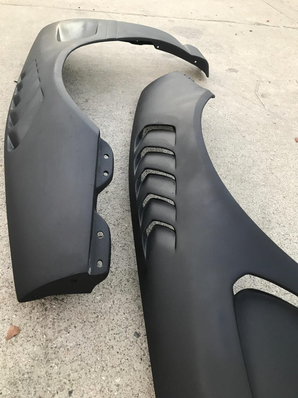 Direct Replacement Front Vented Fenders