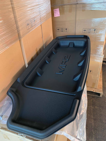Heavy Duty Rear Trunk Cargo Tray Boot Rubber Mat - MR2 SW20