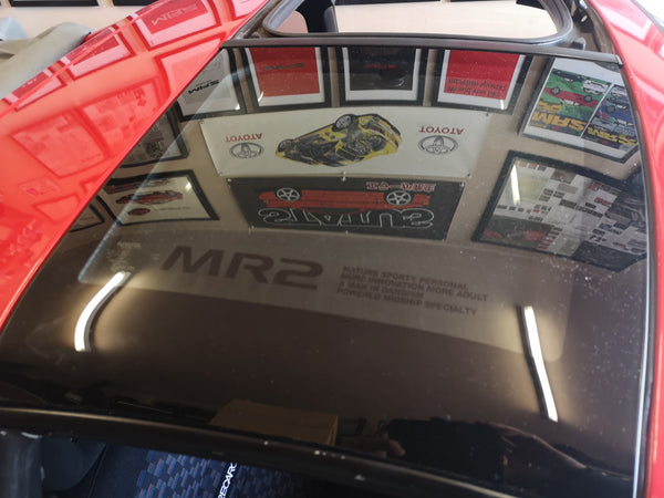 JDM Reproduction MR2 Dandism - Midship Specialty Decals