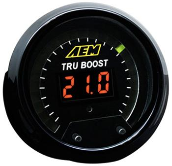 AEM Tru-Boost Controller/Gauge Combo 30-4350 - MR2 Heaven