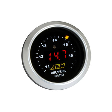 AEM UEGO - Digital Wideband Air Fuel Ratio (AFR) Gauge 30-4110 6 in 1 - MR2 Heaven