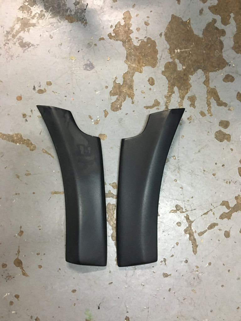 Mad PSI Vented Front Fender Flares with Front Bumper Add-Ons - Contact Us To Purchase Only