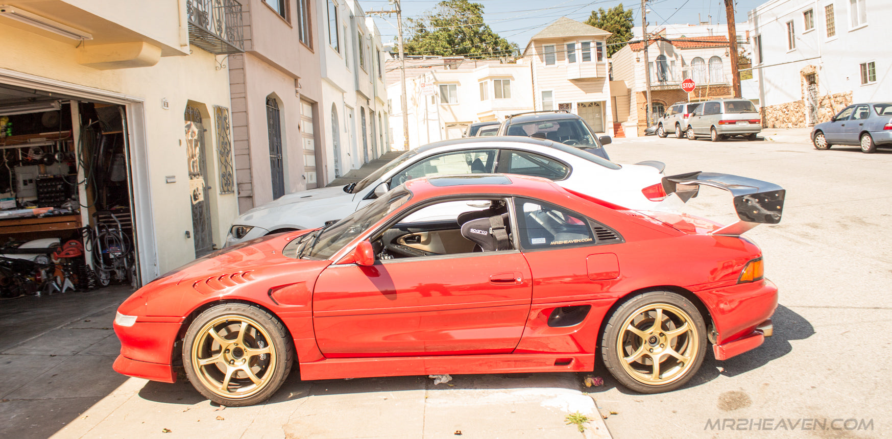 Mr2heaven Wilwood Front Big Brake Kit Coming Soon Mr2 Heaven Toyota Kits Sw20 Rear Bracket For 93 Caliper 13 Larger