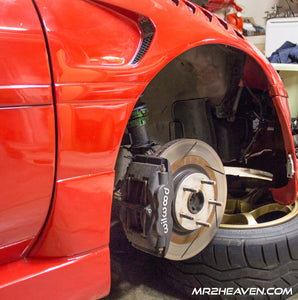 MR2Heaven Wilwood Front Big Brake Kit - MR2 Heaven