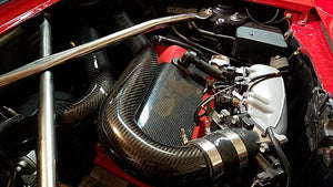 Carbon Fiber Pipes with Side Mounted Intercooler Kit - SW20 3SGTE MR2