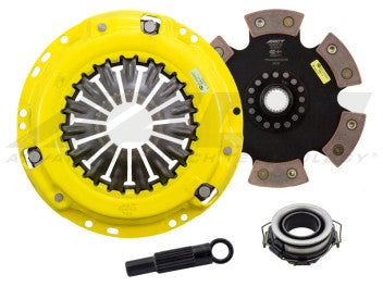 ACT HDR6 HEAVY DUTY 6 PUCK SOLID DISC CLUTCH KIT - MR2 Heaven